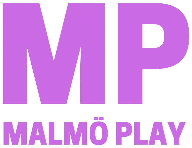 Logo We are MP - Malmö Play - @malmoplay - malmoplay.se