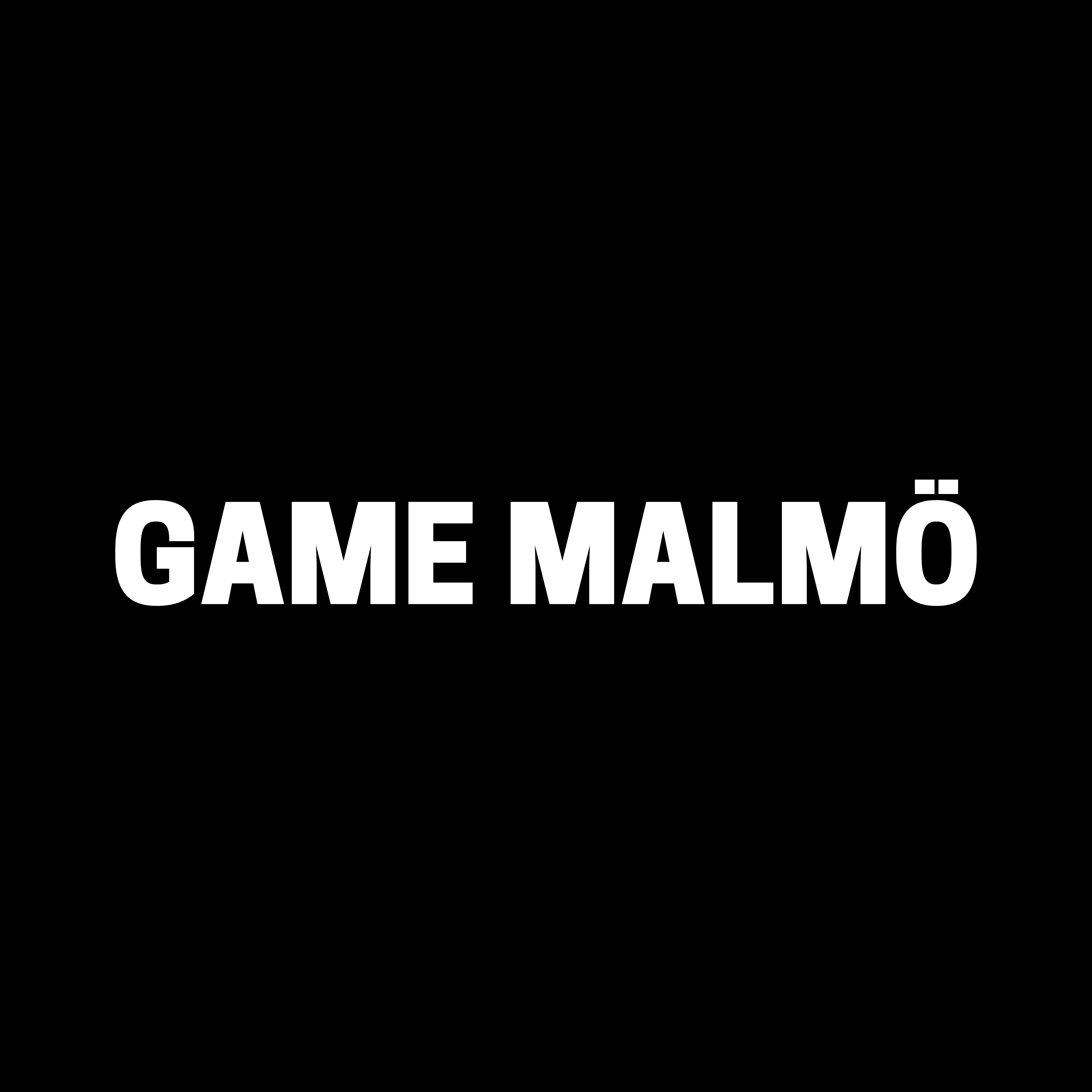 Logo Game Malmö - @gamemalmo - gamemalmo.se
